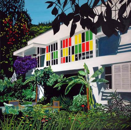 <em>E-1027 Le Corbusier Colour Blinds</em>, 2010